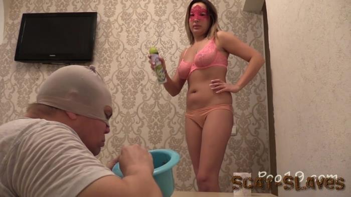Shitting Girls: (MilanaSmelly) - All 6 girls powerfully crap [FullHD 1080p] (1.91 GB)