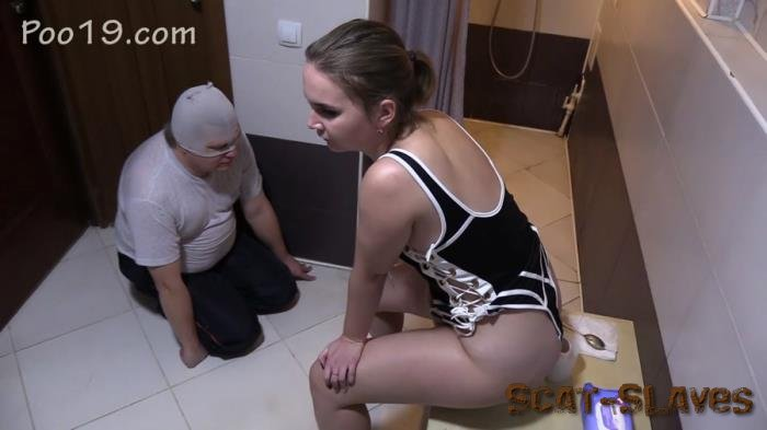 Toilet Slavery: (MilanaSmelly) - Eat girl's shit to the last piece [FullHD 1080p] (1.65 GB)