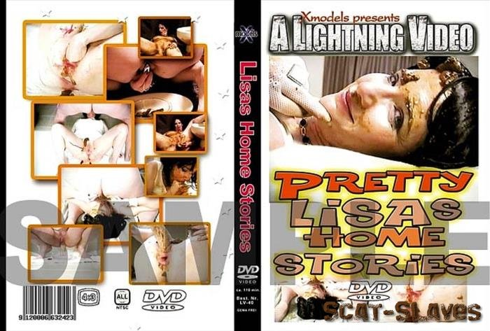 X-Models: (Pretty Lisa) - Home Stories [SD] (994 MB)
