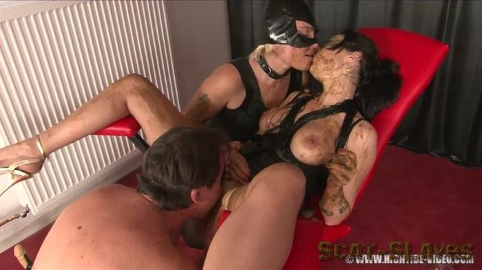 Hightide-Video: (Regina Bella, Gina, 1 Male) - Pushing the Limits 2 [HD 720p] (879 MB)