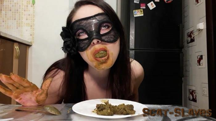 Pooping Girls: (ScatLina) - My shitty breakfast [FullHD 1080p] (647 MB)