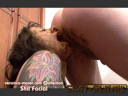Hightide: (Veronica Moser, 1 male) - VM64 - SHIT FACIAL [HD 720p] (1.27 GB)