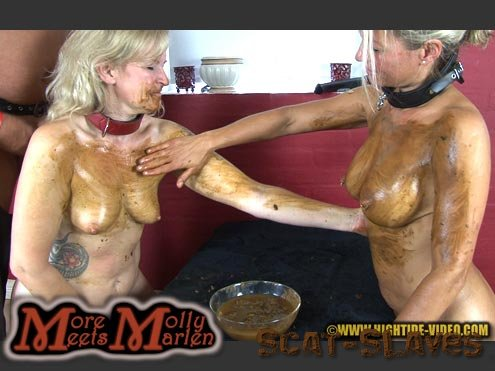 Hightide: (Molly, Marlen, 1 male) - MORE MOLLY MEETS MARLEN [HD 720p] (964 MB)