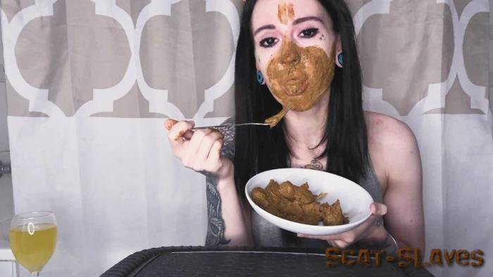Solo Scat: (DirtyBetty) - Real Scat Breakfast [FullHD 1080p] (525 MB)