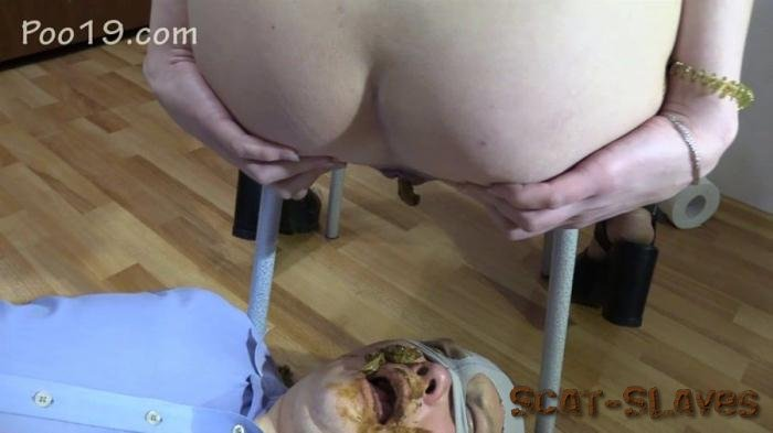 Toilet Slavery: (MilanaSmelly) - Mr small dick! Female shit eater [HD 720p] (1.49 GB)