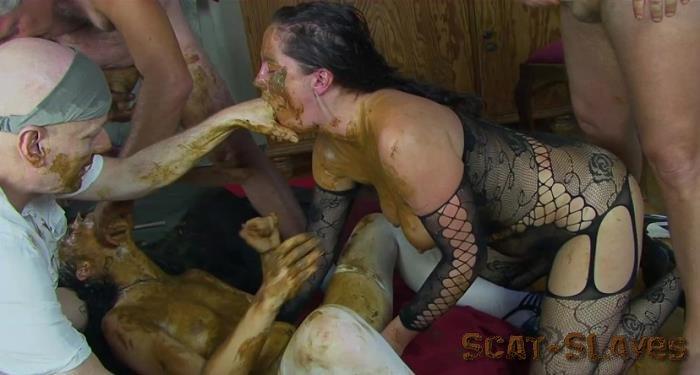 Copro Orgy Porno