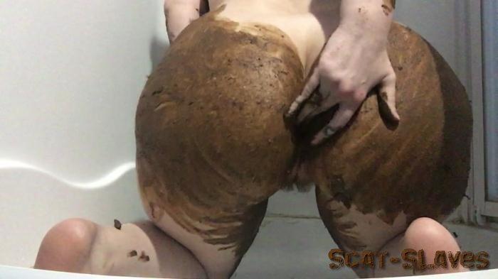Extreme Scat: (ChubbiBunni) - So Horny Smear [HD 720p] (471 MB)