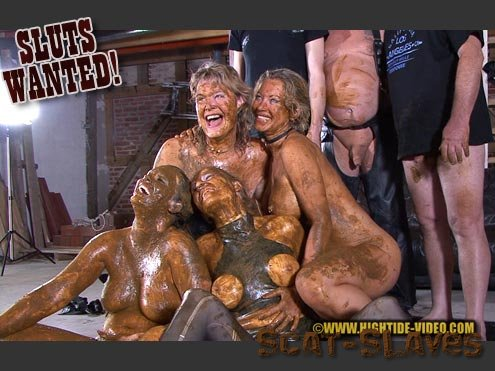 Hightide: (Betty, Julia, Molly, Sexy) - SLUTS WANTED! [HD 720p] (1.10 GB)