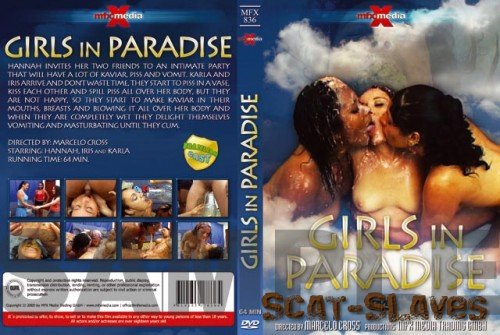 NewMFX: (Hannah, Iris, Karla) - MFX-836 Girls In Paradise [DVDRip] (399 MB)