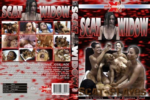 MFX: (Chris, Daniela, Bonnie, Josie, Jade) - MFX-3201 Scat Widow [HDRip] (1.22 GB)