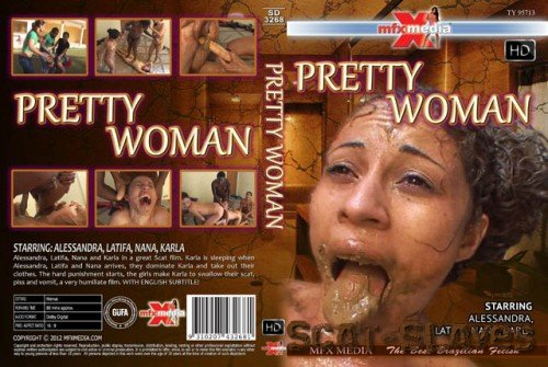 MFX-Media: (Alessandra, Latifa, Nana, Karla) - SD-3268 Pretty Woman [HDRip] (1.35 GB)
