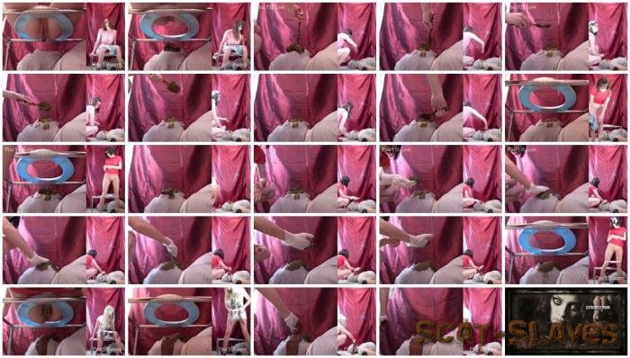 Toilet Slavery: (MilanaSmelly) - 3 unimaginably sweet girls! And me [FullHD 1080p] (1.55 GB)