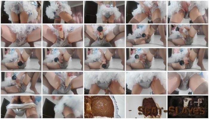 Solo Scat: (thefartbabes) - Babydoll Full Panties [FullHD 1080p] (1.29 GB)