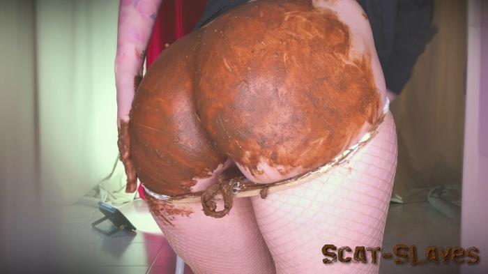 Panty Scat: (SweetBettyParlour) - Loud, fragrant farting + sweet soiled panties [FullHD 1080p] (663 MB)