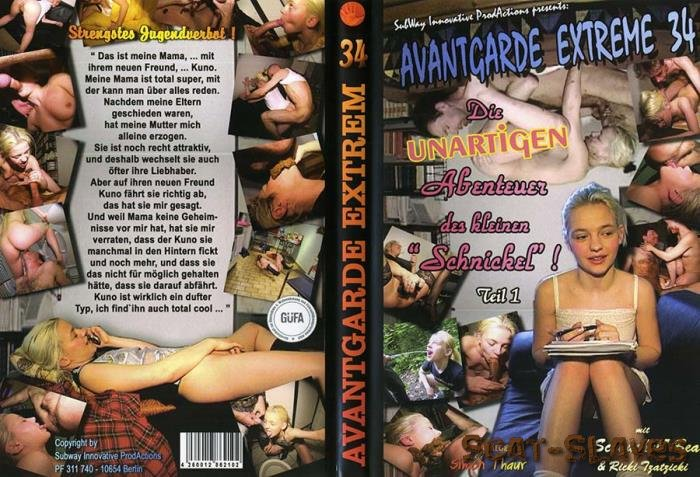Subway Innovative Productions: (Schnuckel Bea, Ricky Tzatzicky) - Avantgarde Extreme 34 [DVDRip] (891 MB)