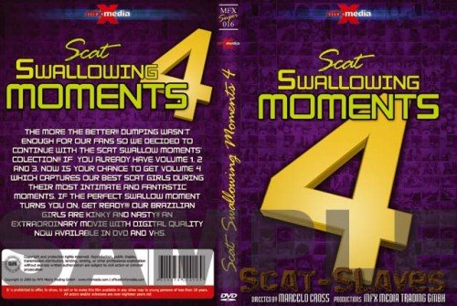 MFX-Media: (Karla, Bel, Victória, Jade, Perla, Raquel, Latifa, Iohana Alvez, Iris, Darla, Milly, Leslie, Tatthy) - MFX-S016 Scat Swallowing Moments 4 [SD] (886 MB)