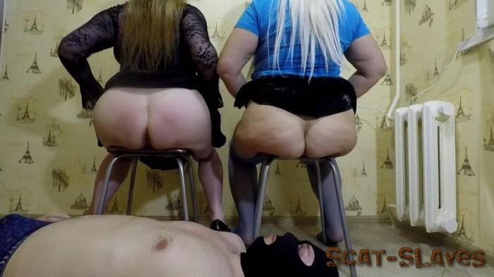 Group Femdom: (annalise) - Food for Toilet Slaves [FullHD 1080p] (1.37 GB)