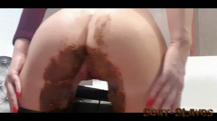 Panty Scat: (thefartbabes) - Shiny Tights Poop JOI [FullHD 1080p] (965 MB)