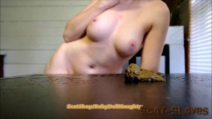 Extreme Scat: (BabyDollNaughty) - Voyeur comp [FullHD 1080p] (734 MB)
