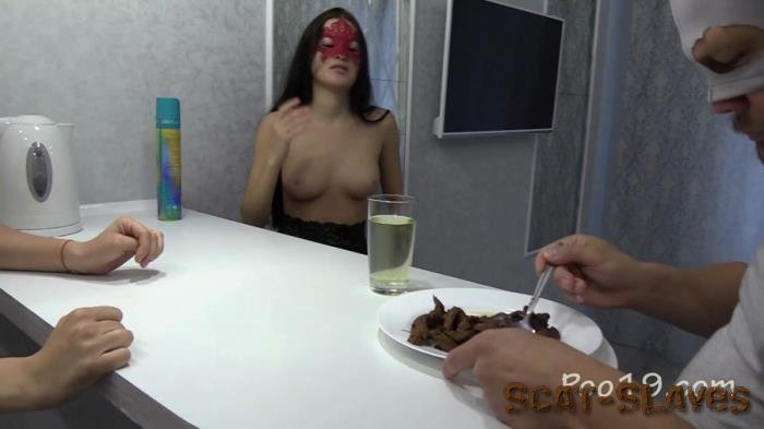 Domination: (MilanaSmelly) - I love the taste of female shit! [FullHD 1080p] (1.64 GB)