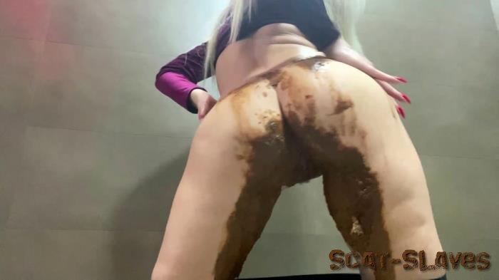 Diarrhea: (Thefartbabes) - Shiny Leggings Poop [FullHD 1080p] (847 MB)