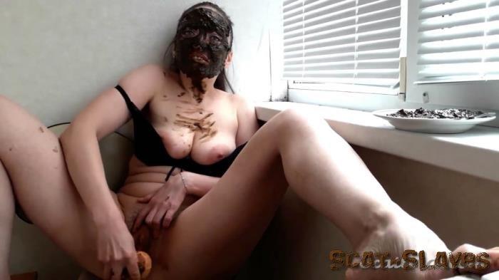 Desperation: (ScatLina) - Masturbation on the with balcony [FullHD 1080p] (1.92 GB)