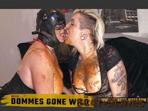 Hightide-Video.com: (Pia, Kelly) - DOMMES GONE WILD [HD 720p] (711 MB)