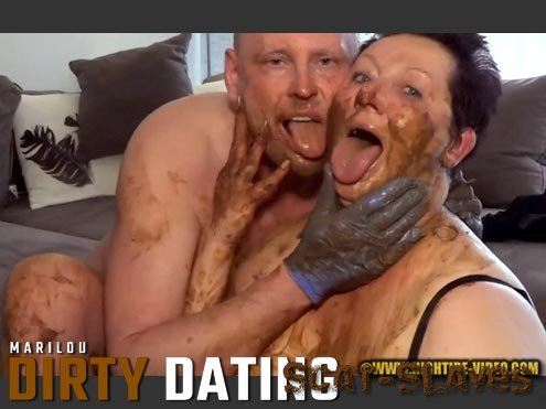 Hightide-Video.com: (Marilou, 1 male) - DIRTY DATING [HD 720p] (972 MB)