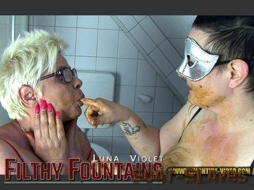 Hightide-Video.com: (Violet, Luna, short appearance by camerawoman) - FILTHY FOUNTAINS [HD 720p] (972 MB)