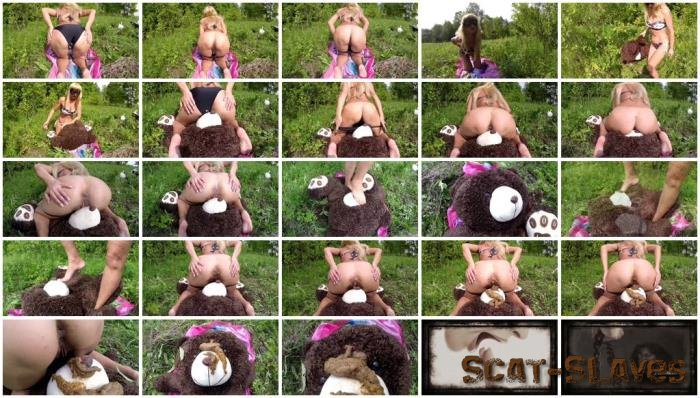 Extreme Scat: (Solo) - Mr. Teddy in The Woods [FullHD 1080p] (802 MB)