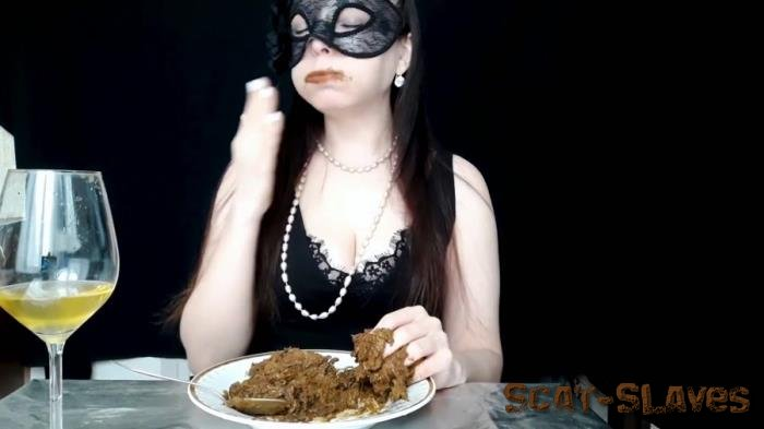 Eating Shit: (ScatLina) - I Eat And Swallow 3 Big Loads Of My Shit By Top Babe Lina [FullHD 1080p] (1.56 GB)