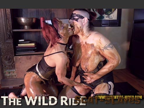 Hightide-Video: (Kira, Violet, 2 males) - KIRA & VIOLET - THE WILD RIDE [HD 720p] (594 MB)