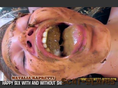 Hightide-Video.com: (Natalia Kapretti, Sasha) - NK02 - HAPPY SEX WITH AND WITHOUT SHIT [HD 720p] (972 MB)