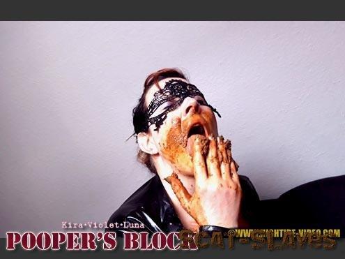 Hightide-Video.com: (Kira, Violet, Luna) - KIRA, VIOLET & LUNA - POOPER'S BLOCK [HD 720p] (594 MB)