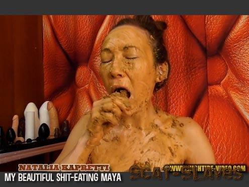 Hightide-Video.com: (Natalia Kapretti, Maya) - NK01 - MY BEAUTIFUL SHIT-EATING MAYA [HD 720p] (711 MB)