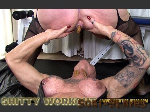 Hightide-Video.com: (Bine, Sunny) - SHITTY WORKOUT [HD 720p] (591 MB)
