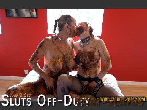 Hightide-Video.com: (Julia, Sexy) - SLUTS OFF-DUTY [HD 1080p] (1.10 GB)