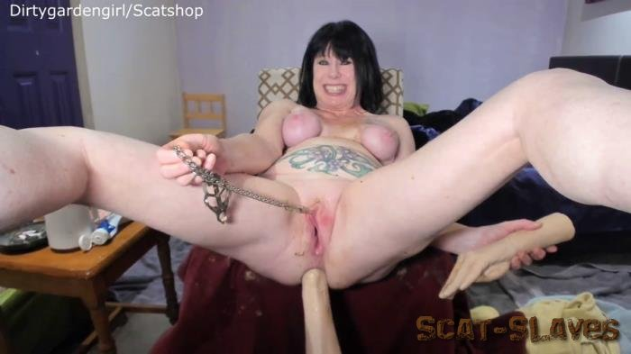 Masturbation: (Dirtygardengirl) - Dirty Play and BDSM [FullHD 1080p] (2.55 GB)