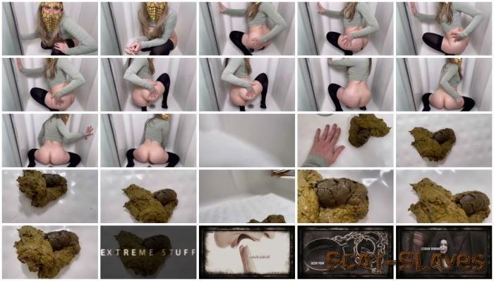 Poop Videos: (Sophia_Sprinkle) - Stinky/Sweet Heart-Shaped Shit [FullHD 1080p] (788 MB)