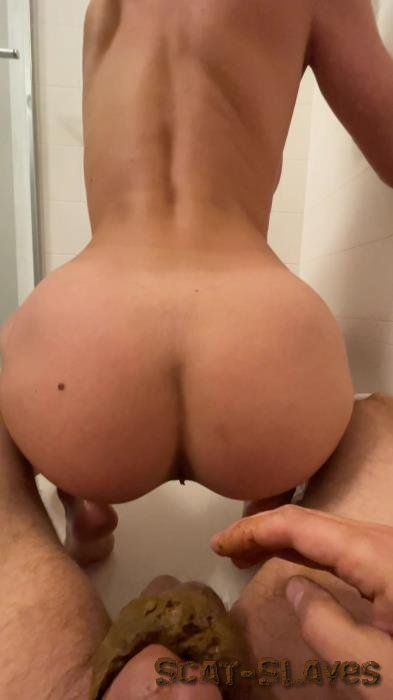 Scat Fuck: (VibeWithMolly) - Poop and pee on dick [UltraHD 2K] (644 MB)