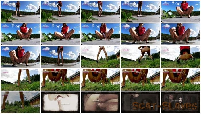 Extreme: (Marion_PrinssXX) - My first POO video ever [FullHD 1080p] (243 MB)