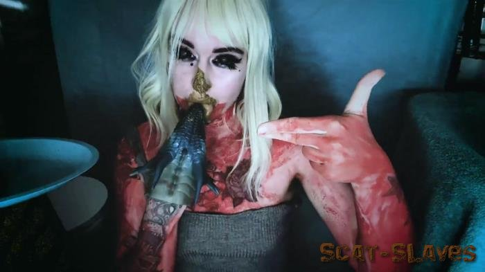 New scat: (SweetBettyParlour) - Scat Witch With Toy [FullHD 1080p] (659 MB)