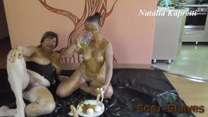 Play Dirty Anal: (Mistress Natalia Kapretti) - Smelly shitty breakfast for my toilet slut [FullHD 1080p] (1.30 GB)