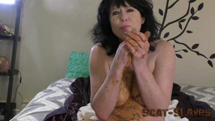 Prolapse: (Dirtygardengirl) - Shit Fisting and Smearing [FullHD 1080p] (974 MB)