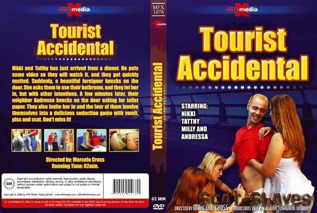 MFX Media: (Nikki, Tatthy, Andressa, Milly) - MFX-1078 Tourist Accidental [SD] (348 MB)