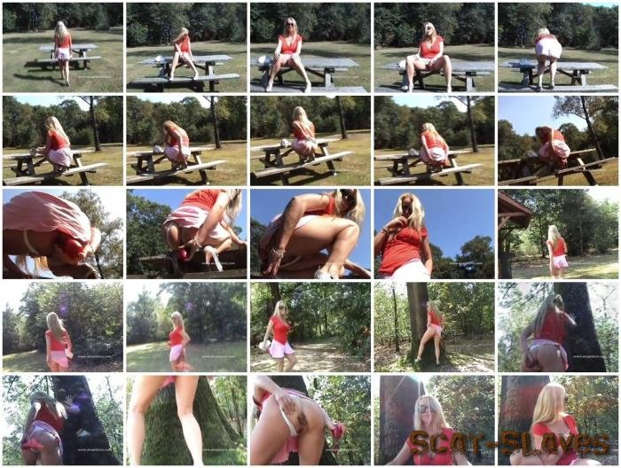 AnaDidovic.com: (Ana Didovic) - Ana in the Woods [SD] (319 MB)