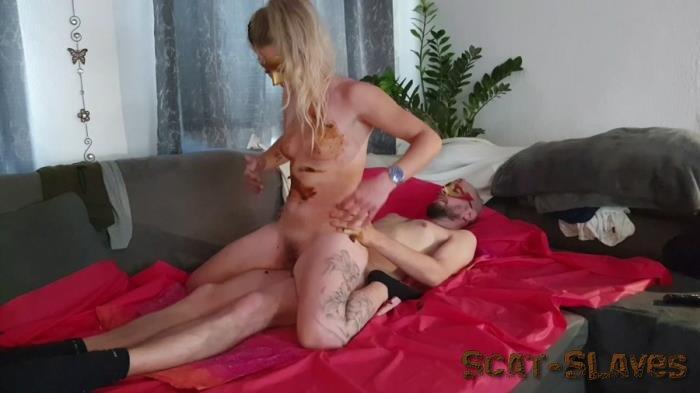 Sex Scat: (Versauteschnukkis) - Scat fuck 16 [FullHD 1080p] (1.74 GB)