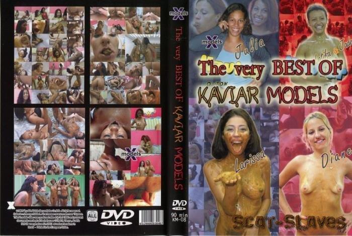 X-models: (Latifa, Larissa, Diane, Jade and Julia) - The very Best of Kaviar Models [HD 1080p] (2.04 GB)
